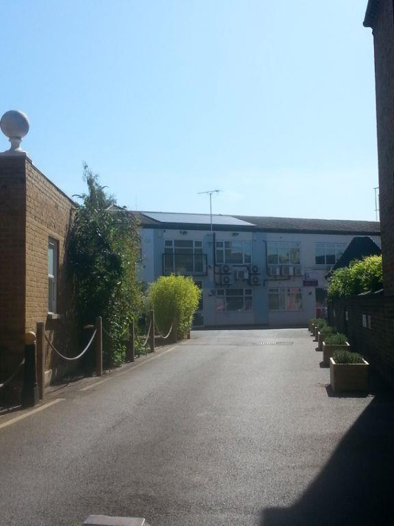 Grange Mills, Weir Road, Balham, London - Andrew Scott Robertson